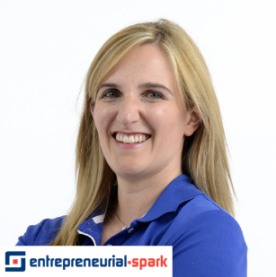 Lucy-Rose Walker founder of Entrepreneurial Spark