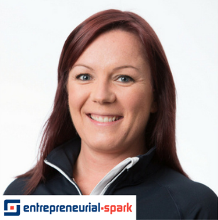 Gayle Mann, founder of Entrepreneurial Spark