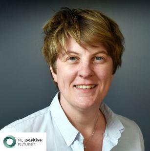 Sheri-Leigh Miles, Director, NETpositive Futures