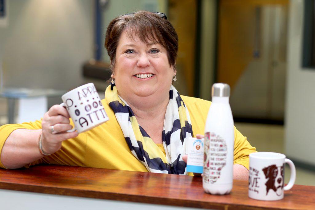 Jane Pugh, owner of Taffy Bear