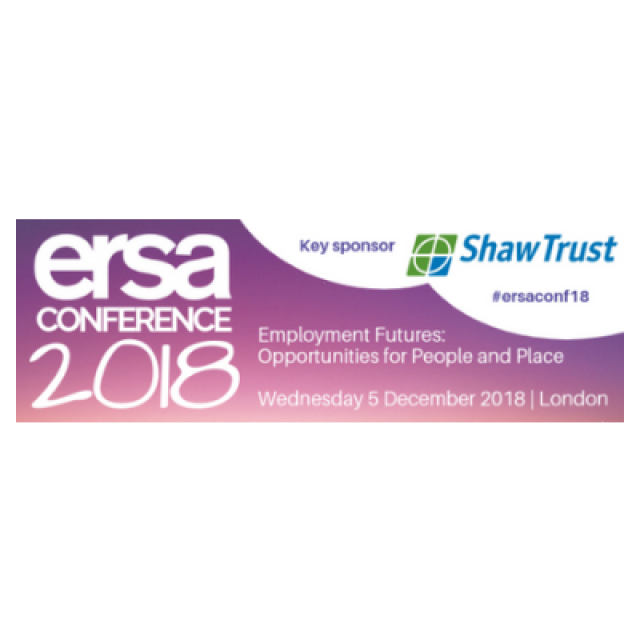 ERSA National Conference