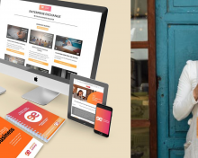 E-learning videos and augmented reality workbook spark inspiration for self-employment