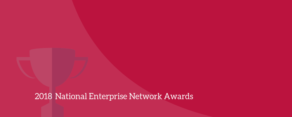 2018 National Enterprise Network Awards – Shortlist announced!